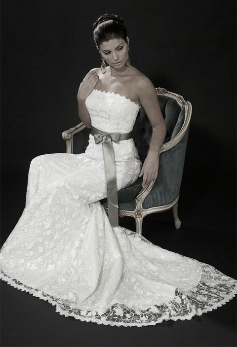 Bridal gowns from claron bridal gowns for High end designer wedding dresses